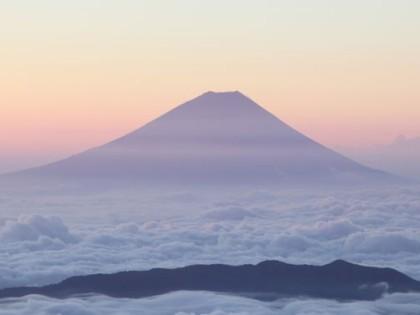 Berg Fuji als UNESCO Weltkulturerbe bestätigt